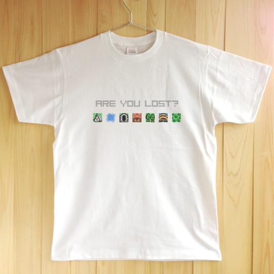 DOT MAP Tシャツ